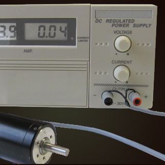 Fuente motor electrico